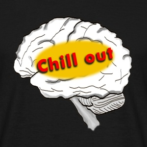 chill out T-shirts - T-shirt herr