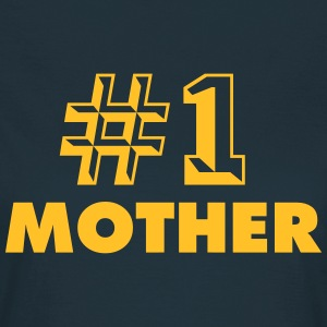 NUMBER ONE MOTHER T-SHIRT - T-shirt Femme