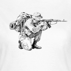Soldier T-shirts - Dame-T-shirt