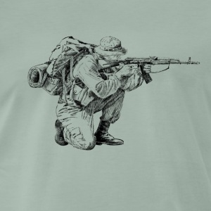 Soldier T-Shirts - Men's Premium T-Shirt