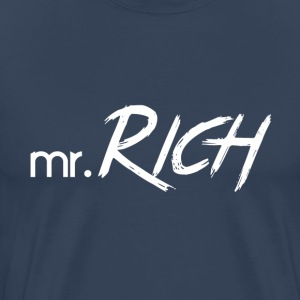 Mr. Rich T-Shirts - Männer Premium T-Shirt