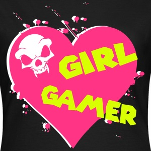 GIRL GAMER T-Shirts - Women's T-Shirt