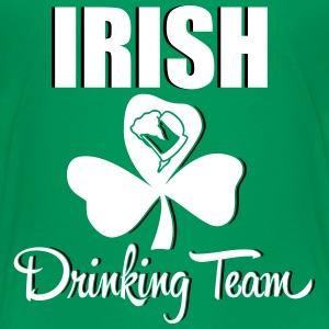 St. Patrick's Day: irish drinking team Tee shirts - T-shirt Premium Enfant