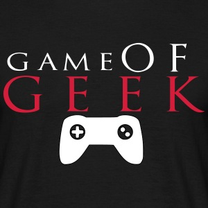 game of GEEK - T-shirt Homme