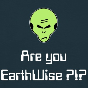 T-shirt ExtraT Are you EarthWise? - T-shirt Homme