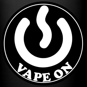 Vape T-shirt Icon Vape On Mugs & Drinkware - Full Colour Mug