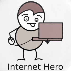 internet hero Buttons - Buttons large 56 mm