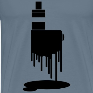 Vape T-shirt save the mod T-shirts - Mannen Premium T-shirt
