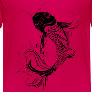 fanciful Koi Shirts - Kids' Premium T-Shirt