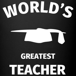 World's Greatest Teacher Mugs & Drinkware - Full Colour Mug