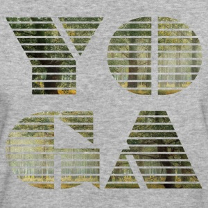Yoga Shirt  - Frauen Bio-T-Shirt
