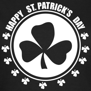 Happy st.patricks days T-Shirts - Frauen T-Shirt