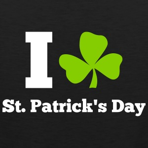 I love St. Patrick's day Tank Tops - Men's Premium Tank Top