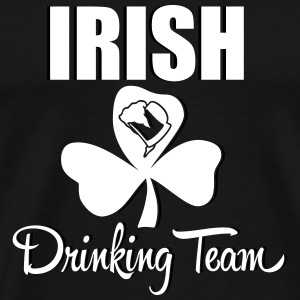 St. Patrick's Day: irish drinking team Tee shirts - T-shirt Premium Homme