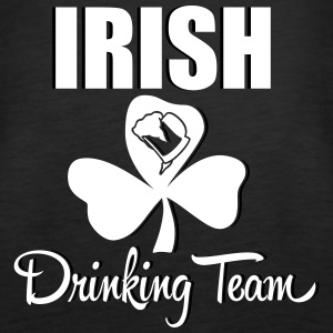 St. Patrick's Day: irish drinking team Tops - Women's Premium Tank Top