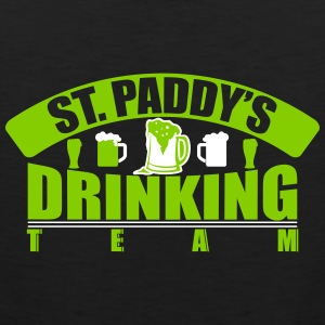 St.paddy's drinking team Tank Tops - Men's Premium Tank Top