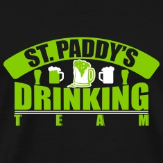 St.paddy's drinking team T-Shirts