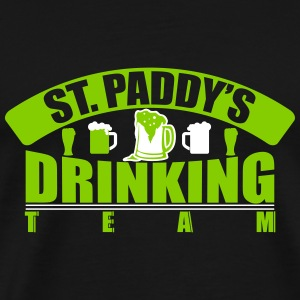 St.paddy's drinking team T-shirts - Mannen Premium T-shirt