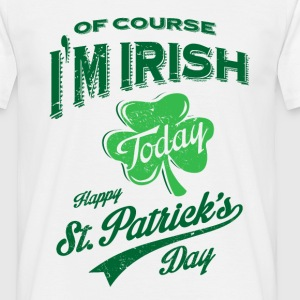 St. Patrick's Day 01 - Men's T-Shirt