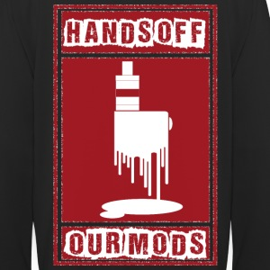 Vape Hands off our mods Pullover & Hoodies - Unisex Hoodie