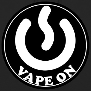 Vape T-shirt Icon Vape On Pullover & Hoodies - Unisex Hoodie