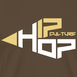 HipHop Culture Tshirt - Männer Premium T-Shirt