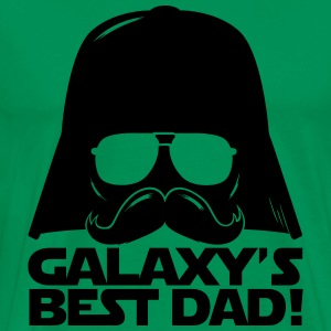 Galaxy's best dad T-Shirts - Men's Premium T-Shirt