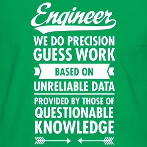 Engineer... T-shirts - Mannen contrastshirt