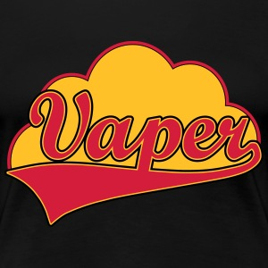 Vape shirt Vaper Cloud T-Shirts - Women's Premium T-Shirt