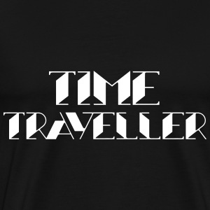 Time Traveller - Old Fashioned Style T-Shirts - Männer Premium T-Shirt