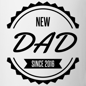 new dad since 2016 Mugs & Drinkware - Mug