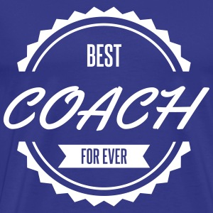 best coach T-Shirts - Men's Premium T-Shirt