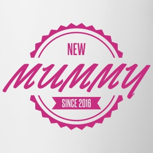 new mummy since 2016 Mugs & Drinkware - Mug