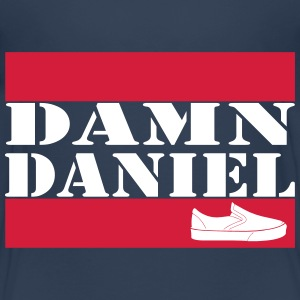 damn daniel Shirts - Teenage Premium T-Shirt