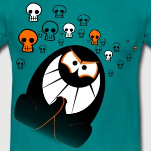 Halloween Ghost - Men's T-Shirt