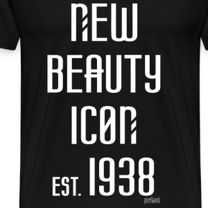 New beauty Icon est. 1938, Pixellamb ™ T-Shirts - Männer Premium T-Shirt