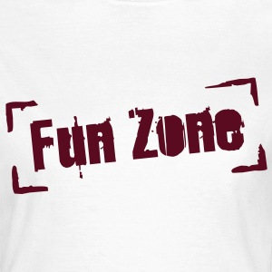 Fun Zone T-Shirts - Frauen T-Shirt