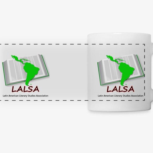 LALSA white mug