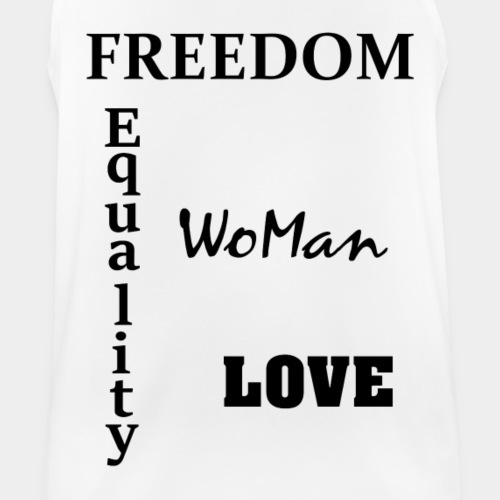 Freedom and Love Black