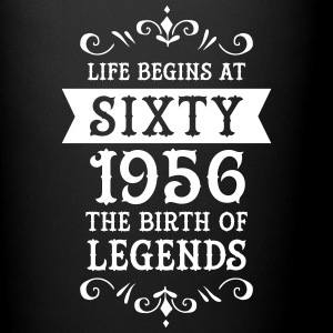 Life Begins At Sixty - 1956 The Birth Of Legends Tazze & Accessori - Tazza monocolore