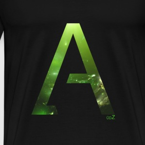 Alpha space letter.png Tee shirts - T-shirt Premium Homme