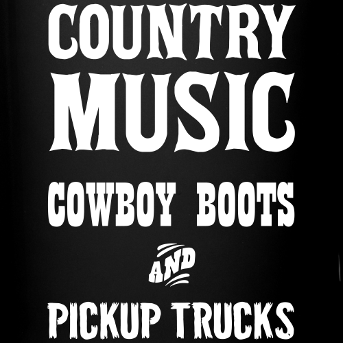 Country, Boots & Trucks