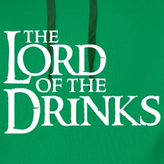 Lord of the Drinks Hoodies & Sweatshirts