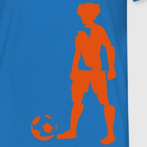 soccer player - Männer T-Shirt