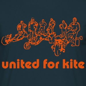 united for kite Tee shirts - T-shirt Homme