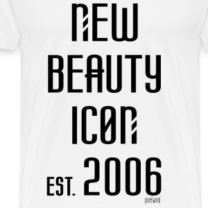 New beauty Icon est. 2006, Pixellamb ™ T-Shirts - Männer Premium T-Shirt