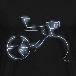 Velo mix glow.png Tee shirts - T-shirt Premium Homme