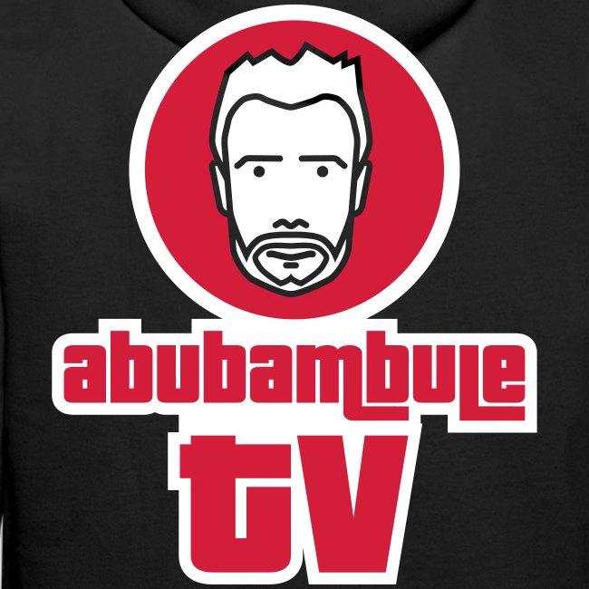 Herren Kapuzenpullover - Abubambule TV Logo in verschiedenen Farben