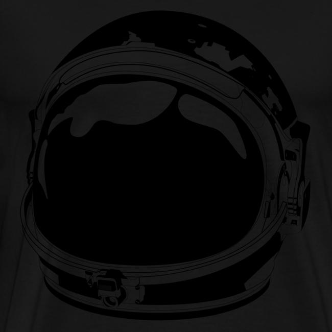 The Cosmonaut (Men's premium shirt sleeve)