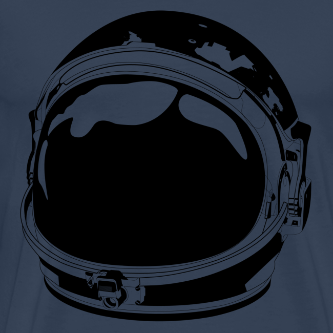 The Cosmonaut (Men's premium shirt sleeve)